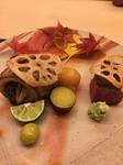 S松茸魚包と牛肉__9011229.jpg